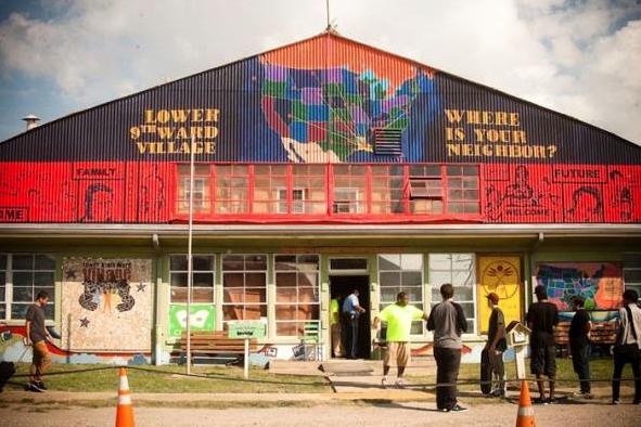Lower 9th Ward Community Center
